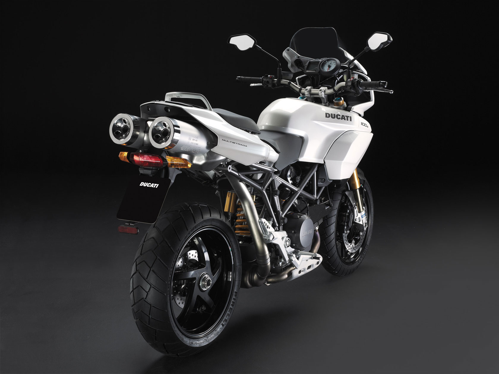 Ducati Multistrada 1100 wallpapers #133357