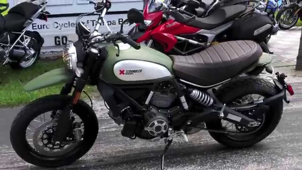 Ducati Scrambler Urban Enduro 2015 wallpapers #13532