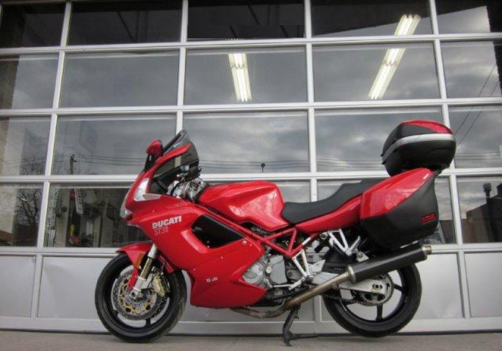 Ducati ST3 S ABS 2007 wallpapers #12139