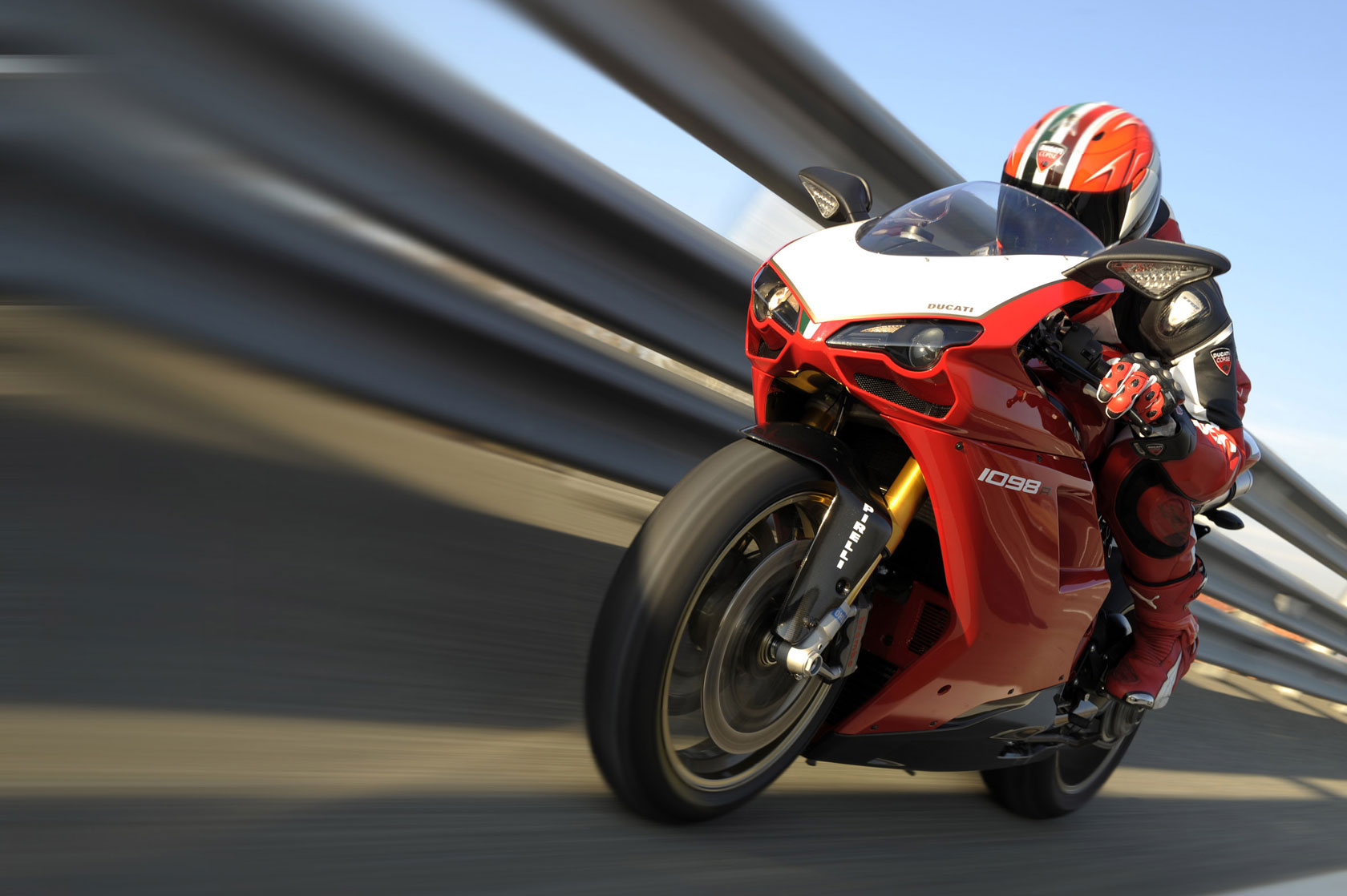 Ducati Superbike 1098 R Bayliss Limited Edition 2009 wallpapers #12438
