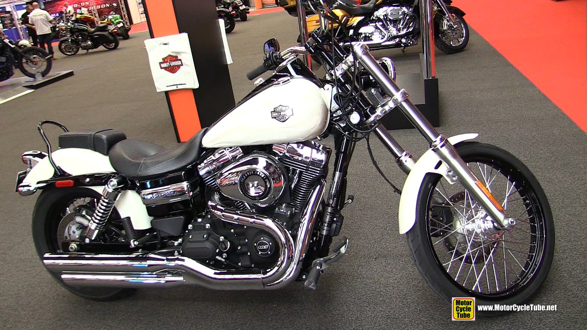 2014 Harley-Davidson FXDWG Dyna Wide Glide: pics, specs and ...