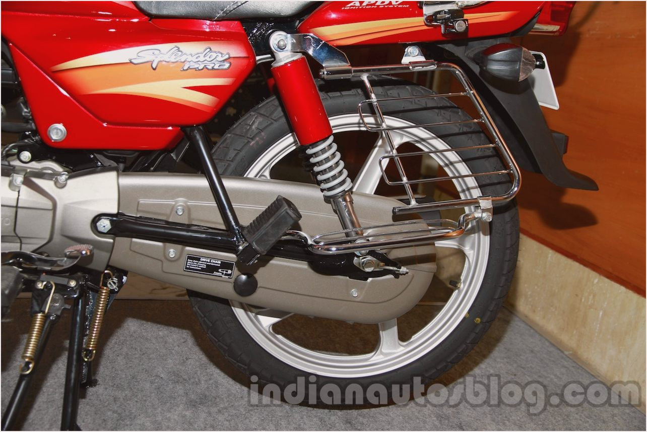 Hero Honda 125 Super Splendor 2008 images #74805