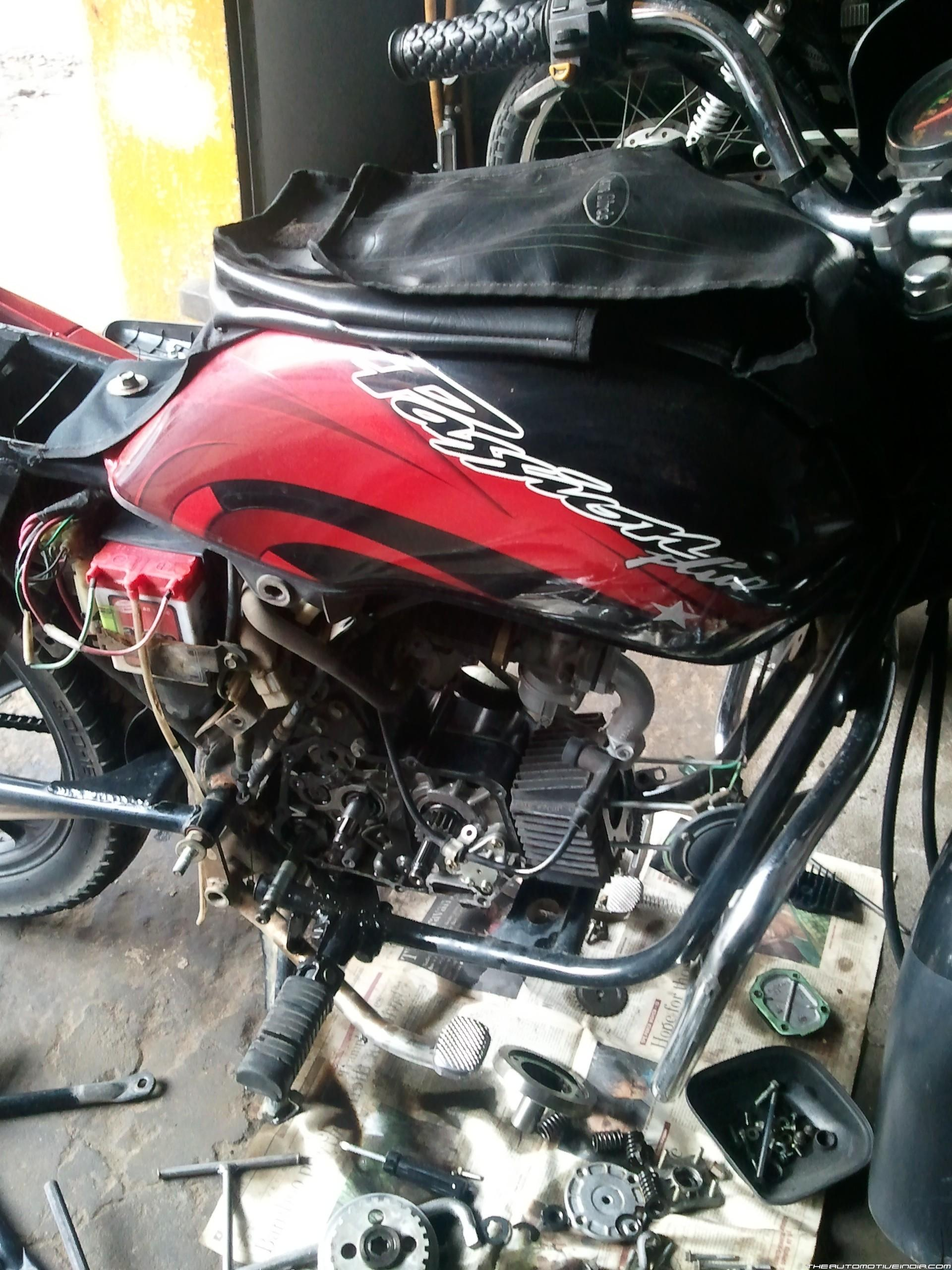 Hero Honda Passion Plus 2007 images #156060