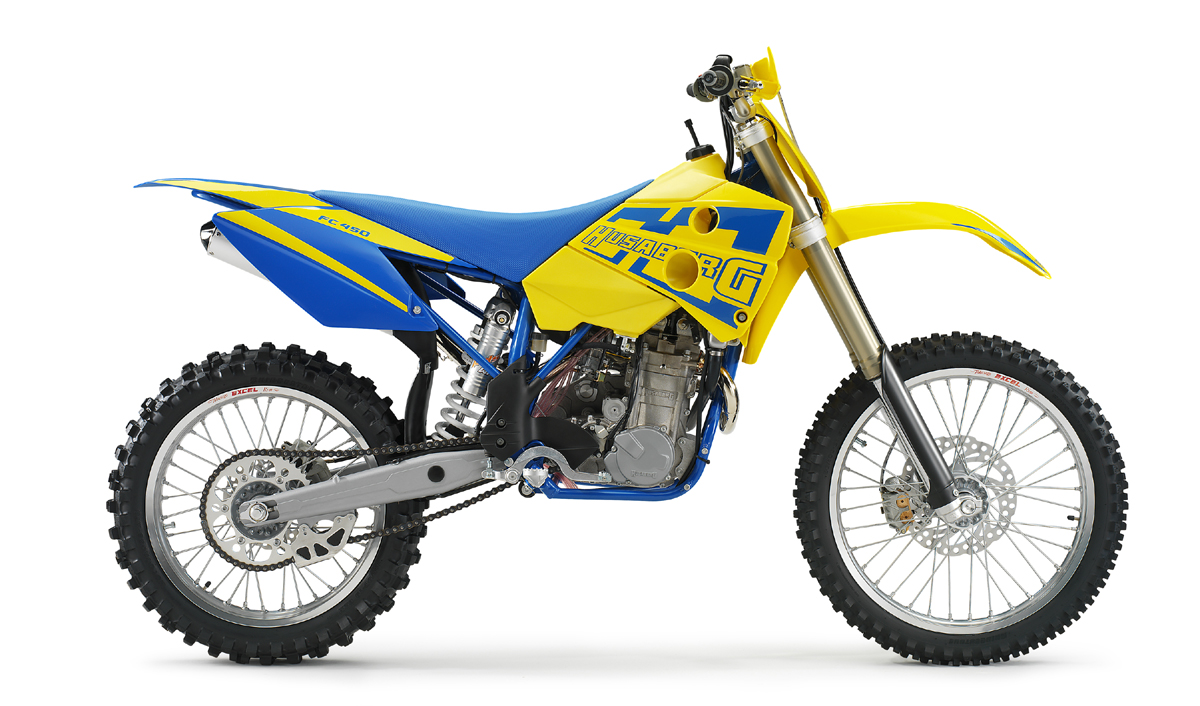 Husaberg FC 450 2005 wallpapers #174712