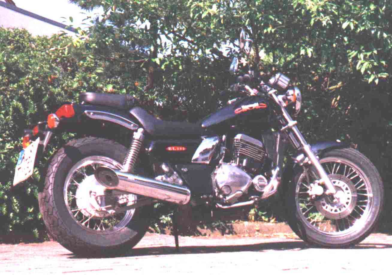 Kawasaki EL 252 Eliminator 2003 images #84505
