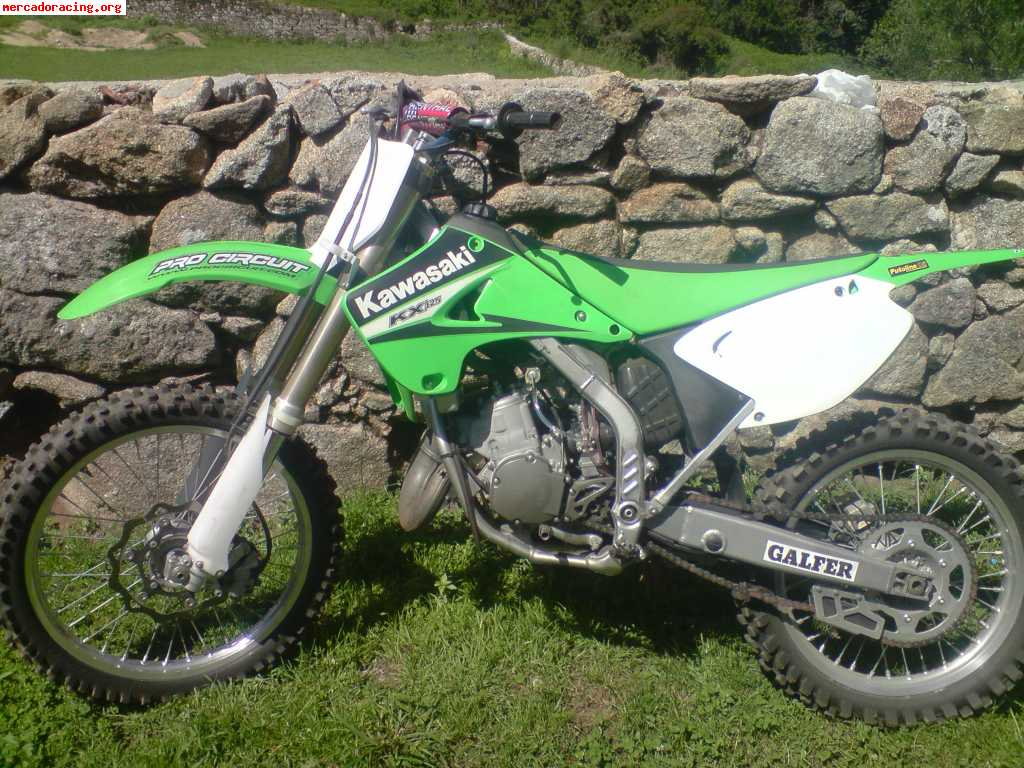 2001 kawasaki kx 125 pics specs and information. Black Bedroom Furniture Sets. Home Design Ideas
