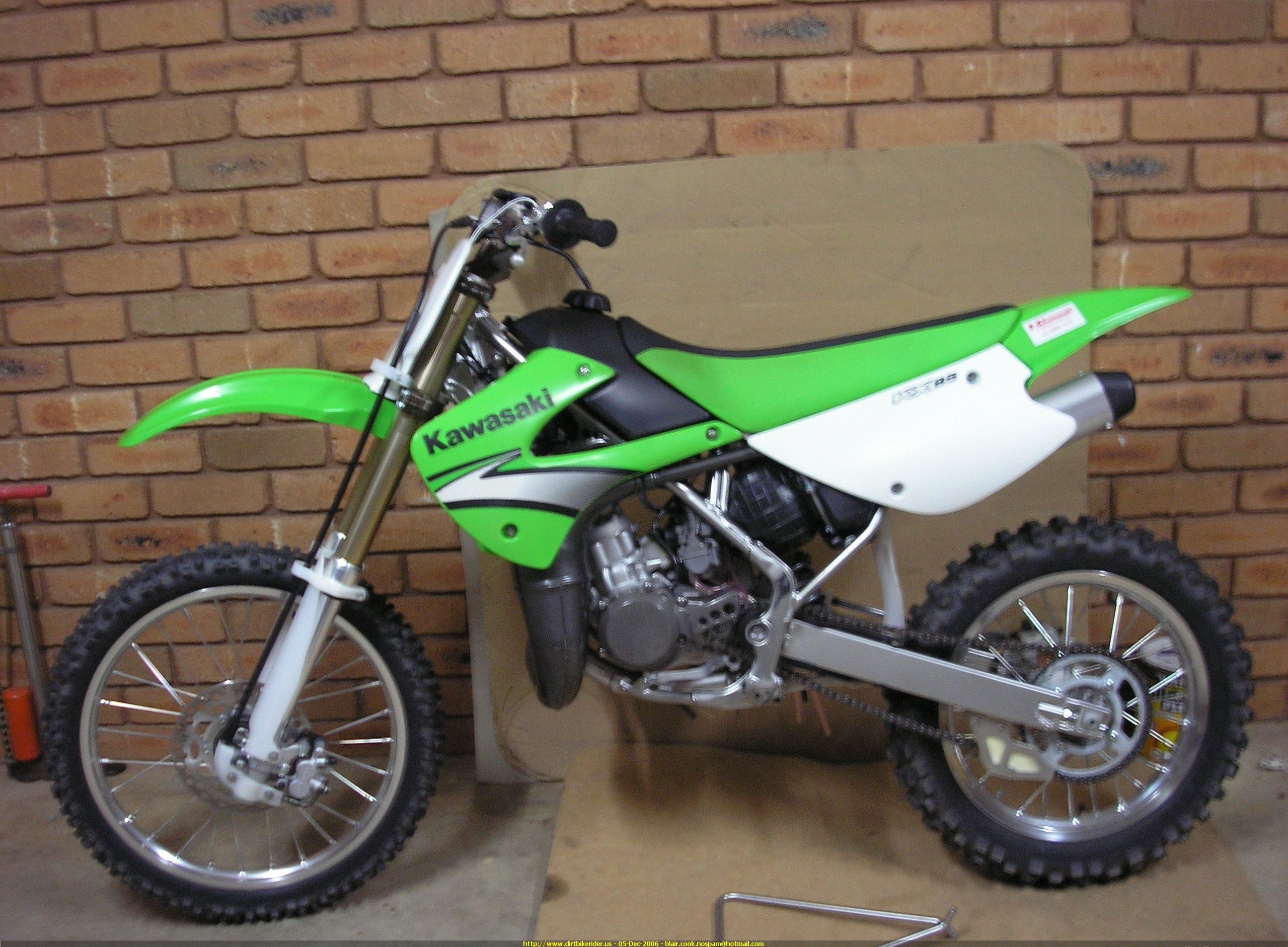 Kawasaki KX 85 2010 wallpapers #134743