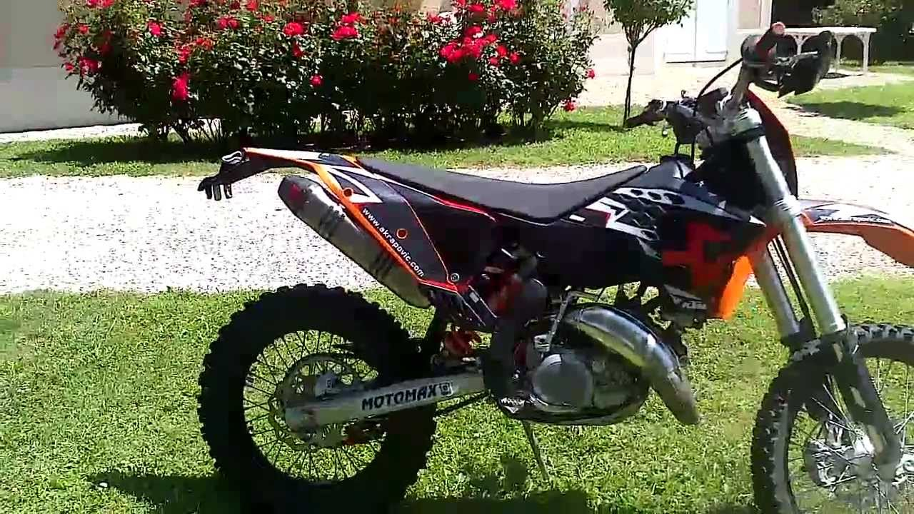 KTM 125 EXC 2010 wallpapers #161321