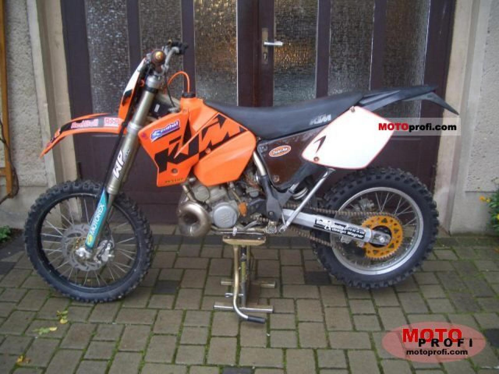 2004 Ktm 250 Exc Wiring Diagram Schematic Diagrams Engine 1984 Gs Enduro Sport Pic 9 Onlymotorbikes Com Disc Guard 500