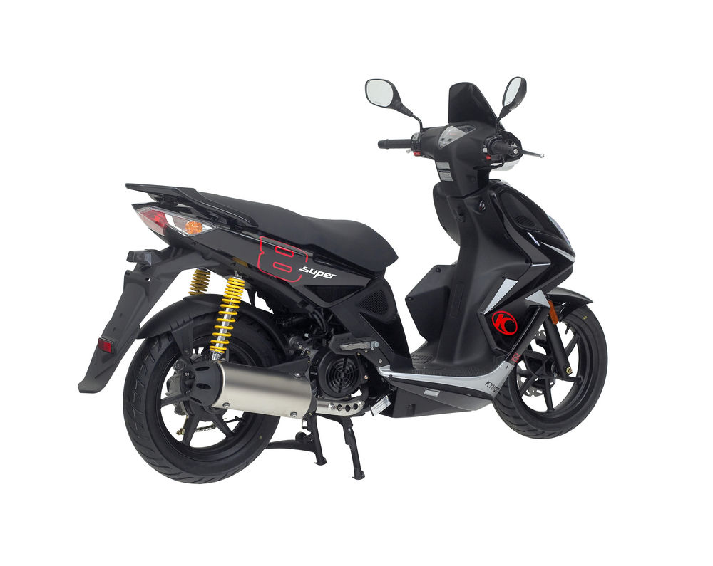 2011 kymco super 8 50 2t pics specs and information. Black Bedroom Furniture Sets. Home Design Ideas