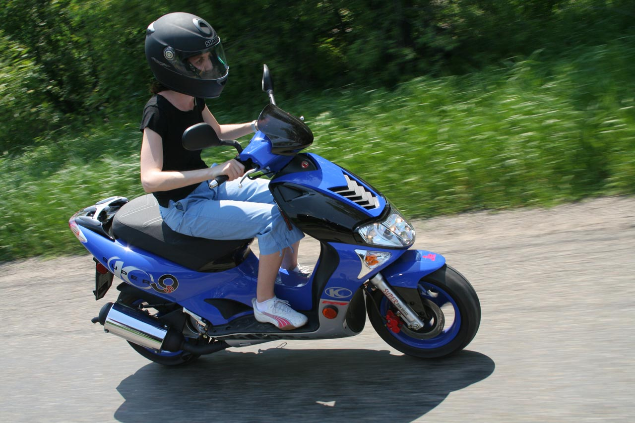 Kymco Super 9/50 2010 images #100975
