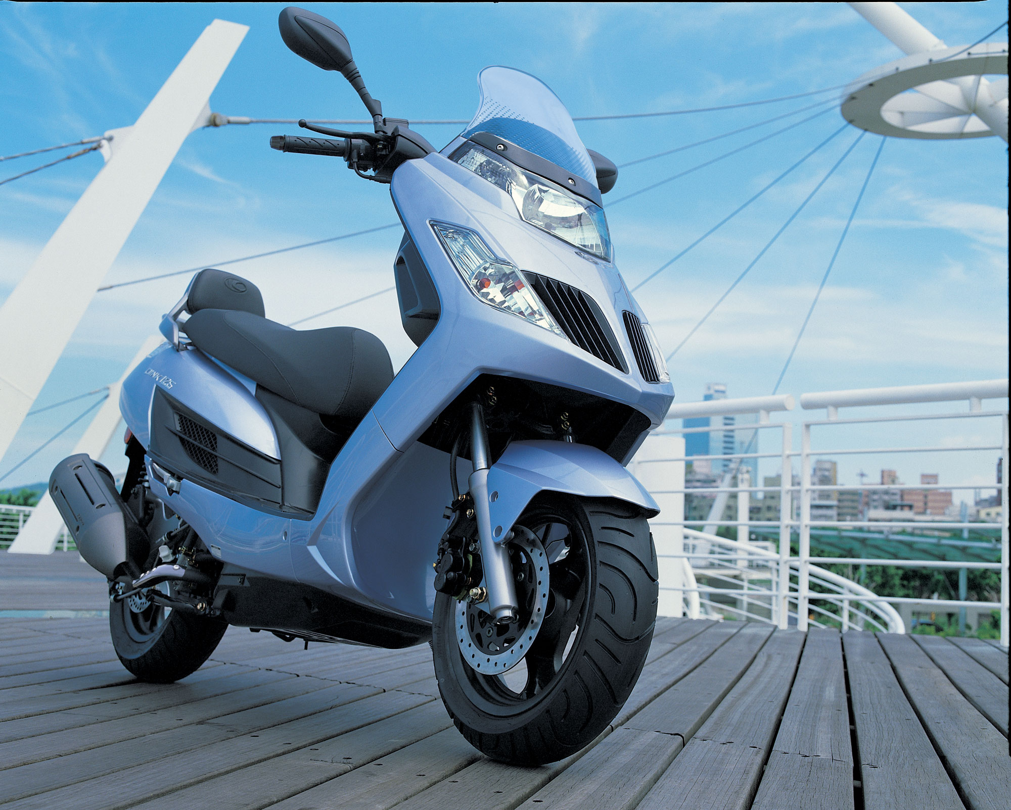 Kymco Yager 200 2010 images #102060