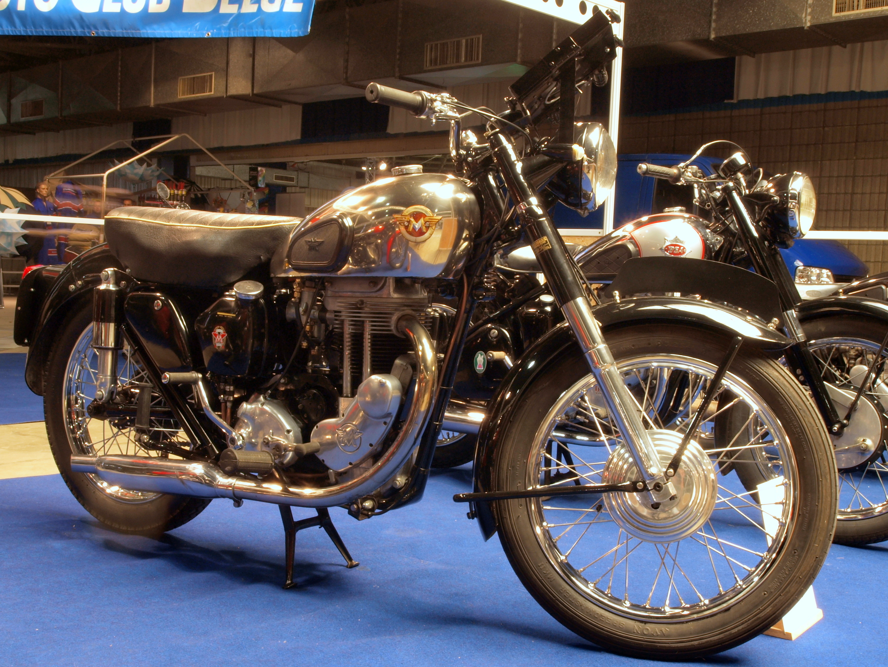 Matchless G 80 E 1990 images #105313