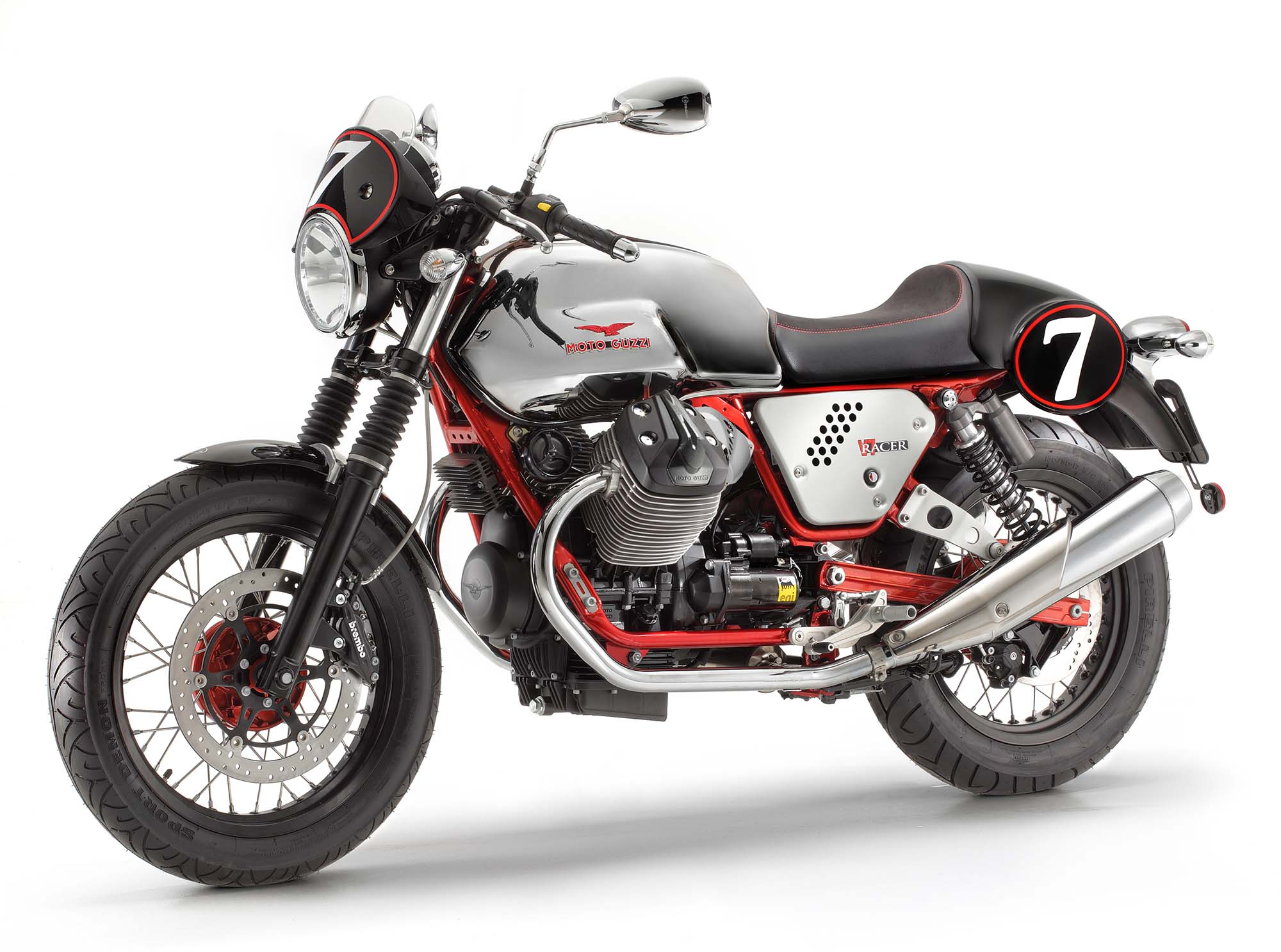 Moto Guzzi V7 Racer 2013 wallpapers #139604