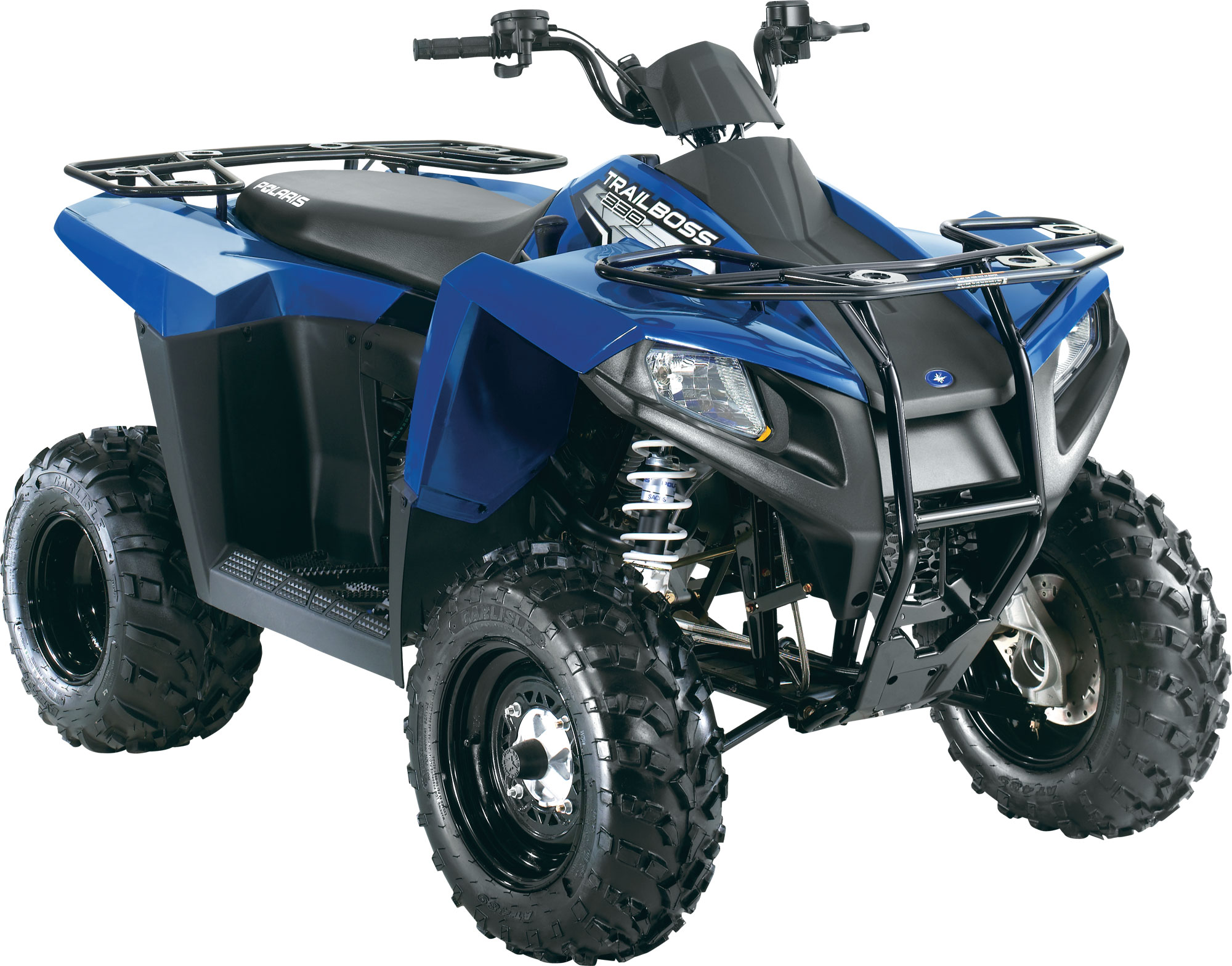 Polaris Trail Boss 330 2008 images #169654