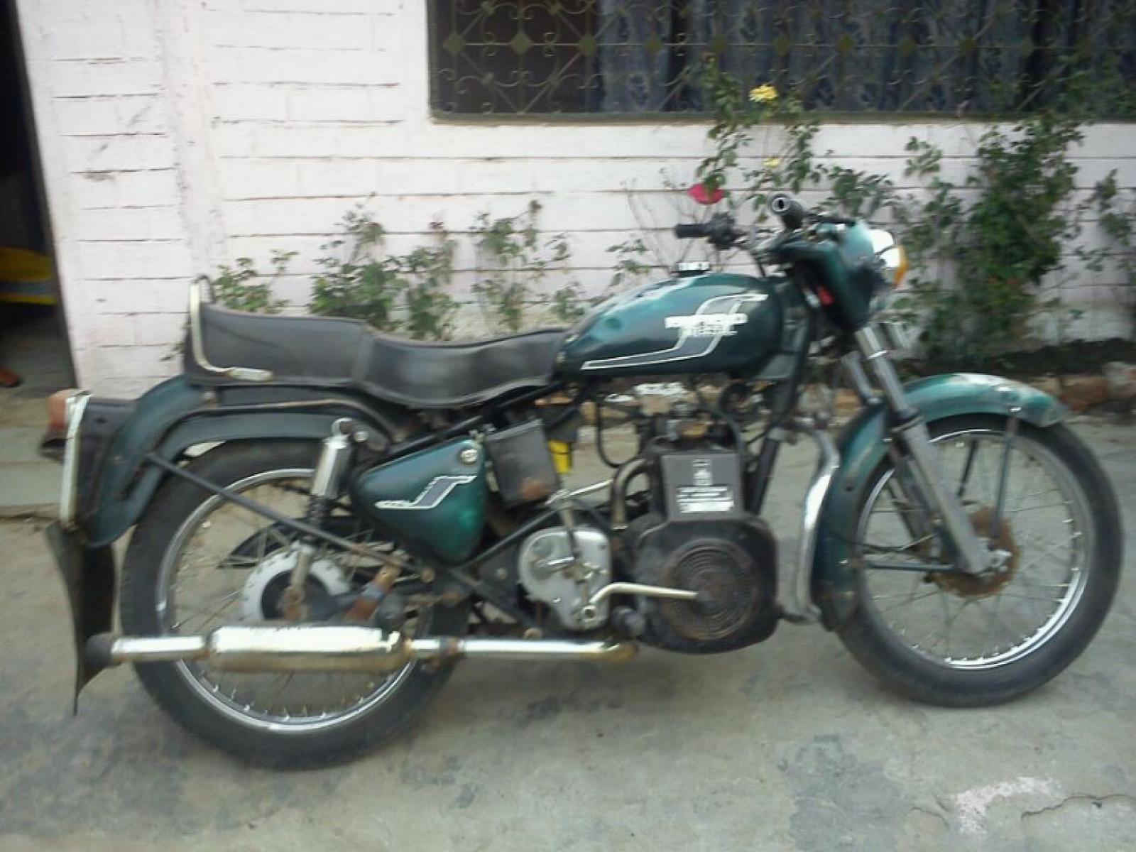 Royal Enfield Diesel 1997 images #122874