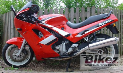 Triumph Daytona 750 reduced effect #2 1992 images #158841