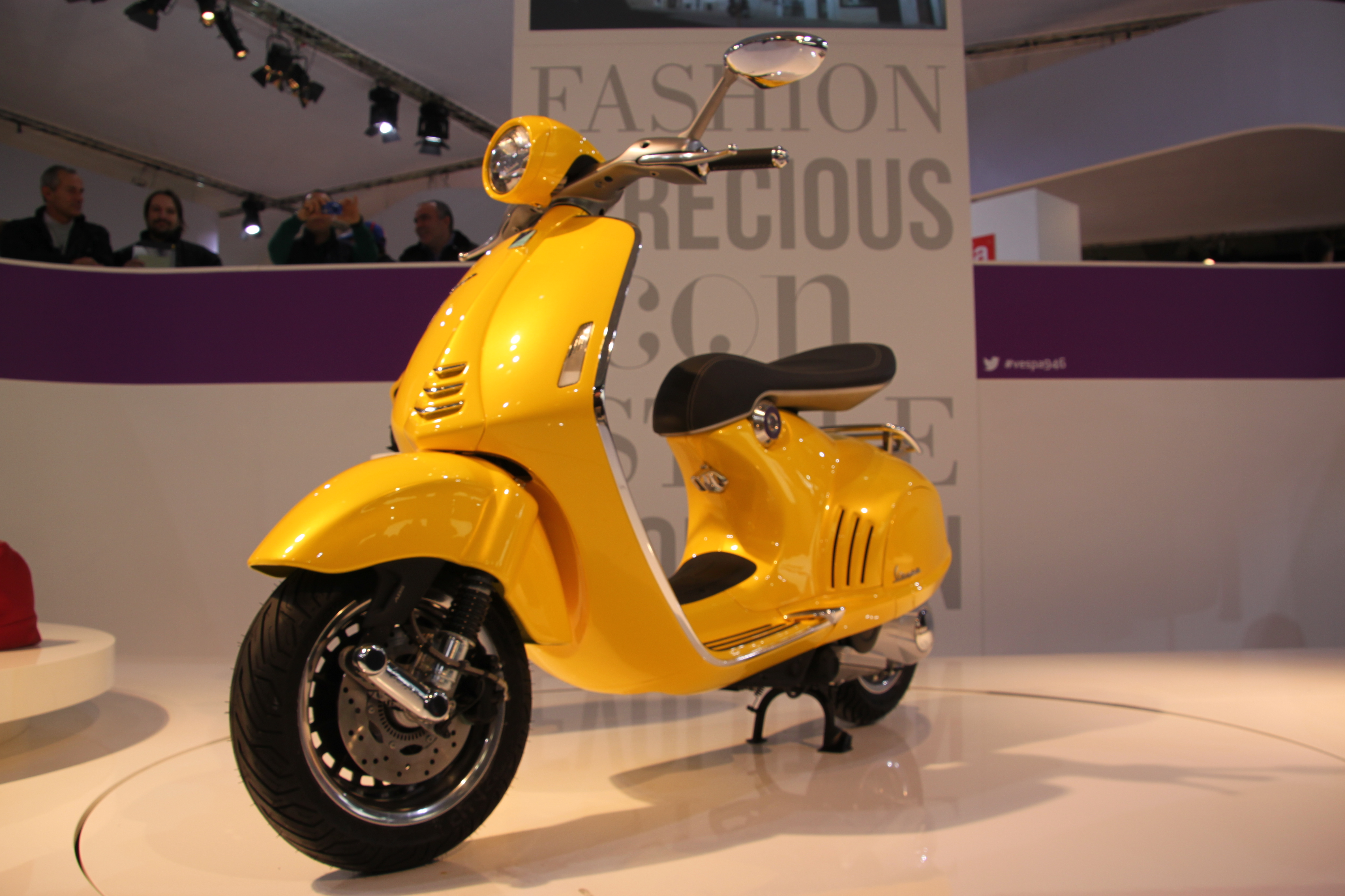 Vespa GTV 250 ie Sidecar wallpapers #129686