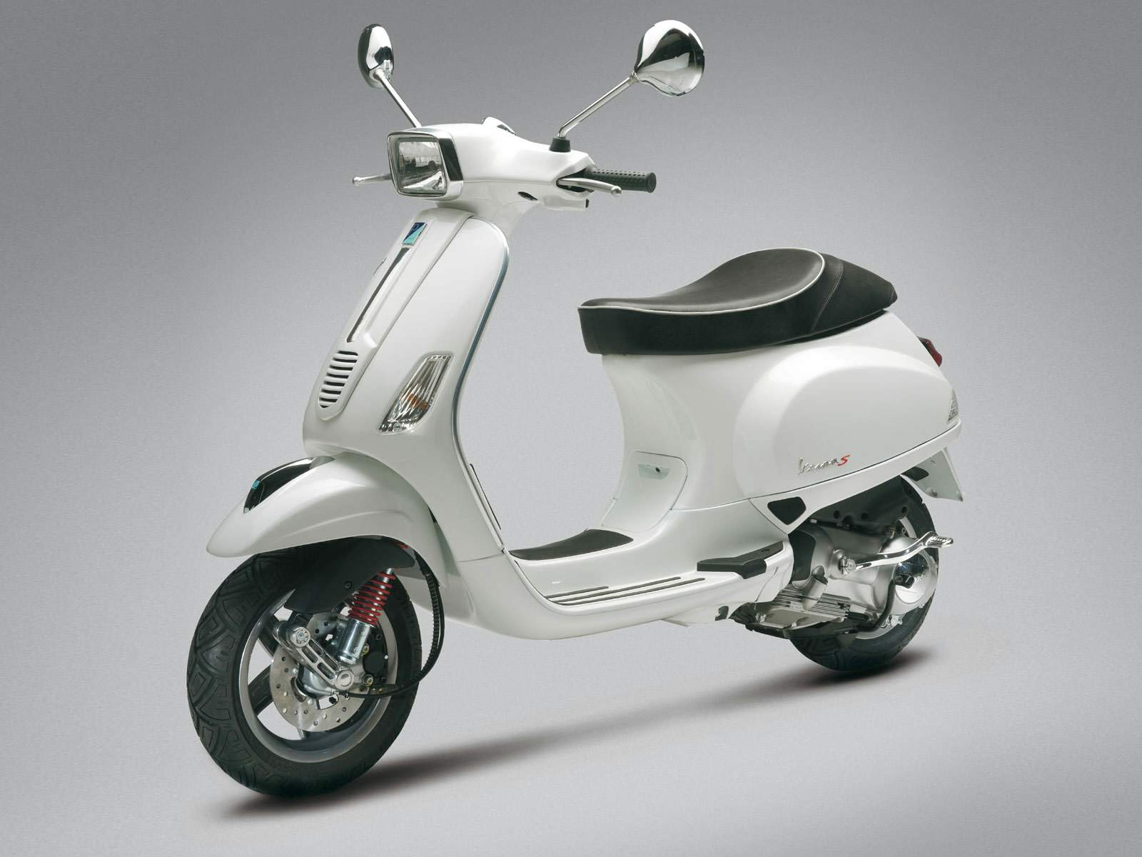 Vespa LXV 125 2007 wallpapers #129586