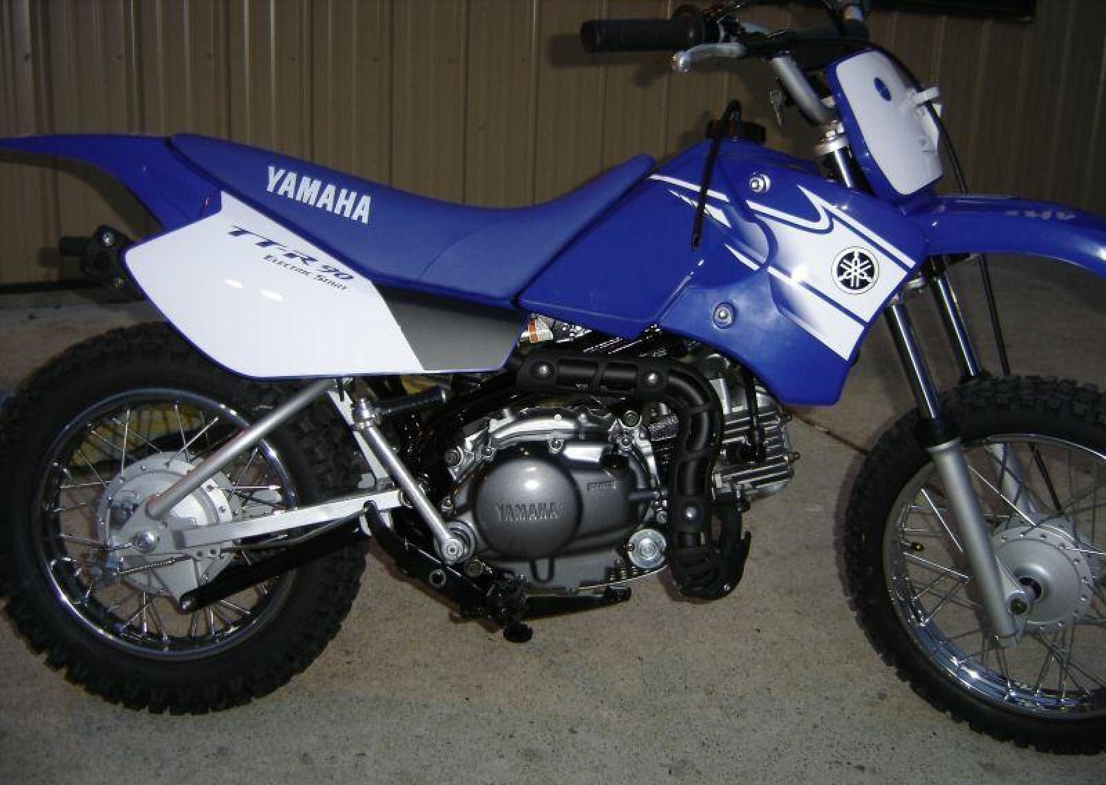 Yamaha tt r 90 pics specs and list of seriess by year for Yamaha ttr 90