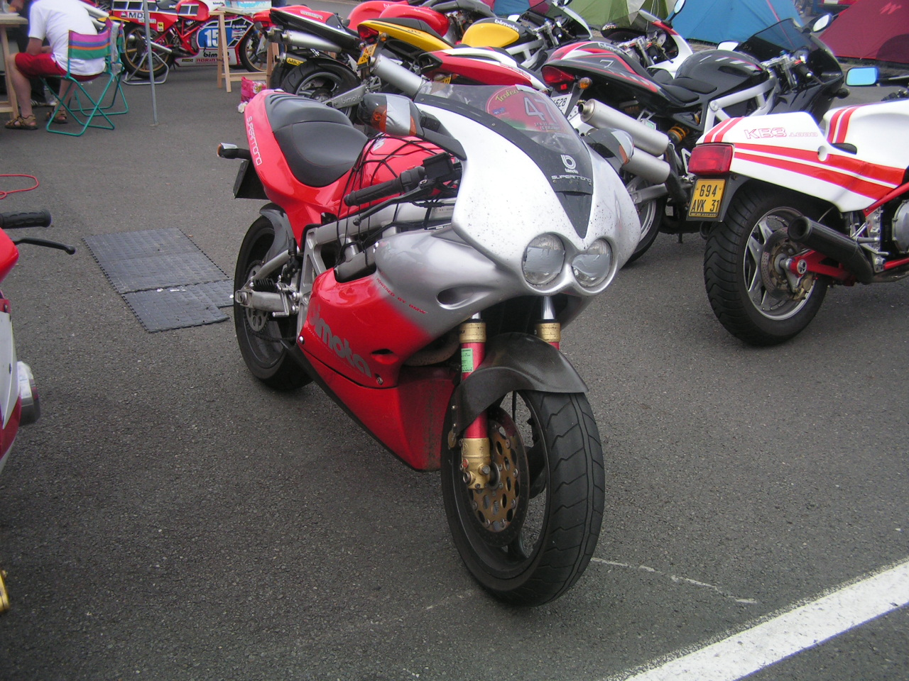 Bimota Supermono 1998 wallpapers #137320