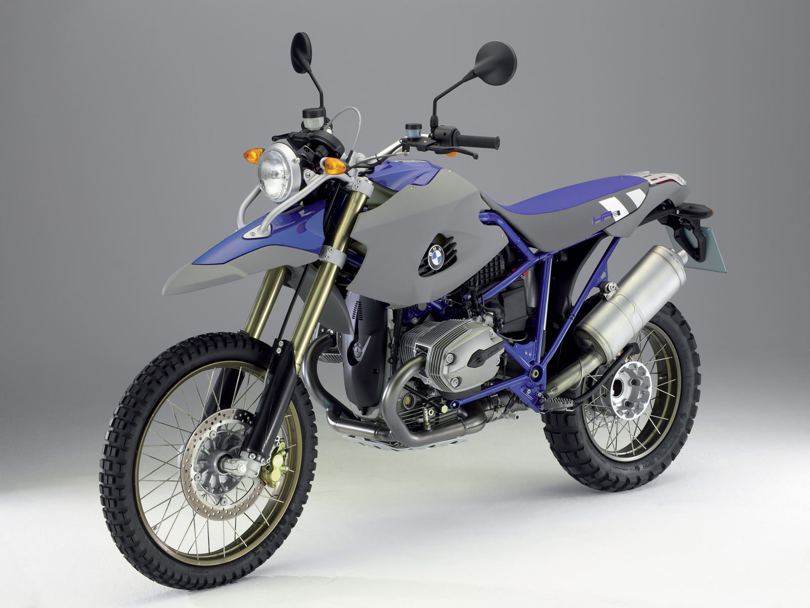 BMW HP2 Enduro images #8168