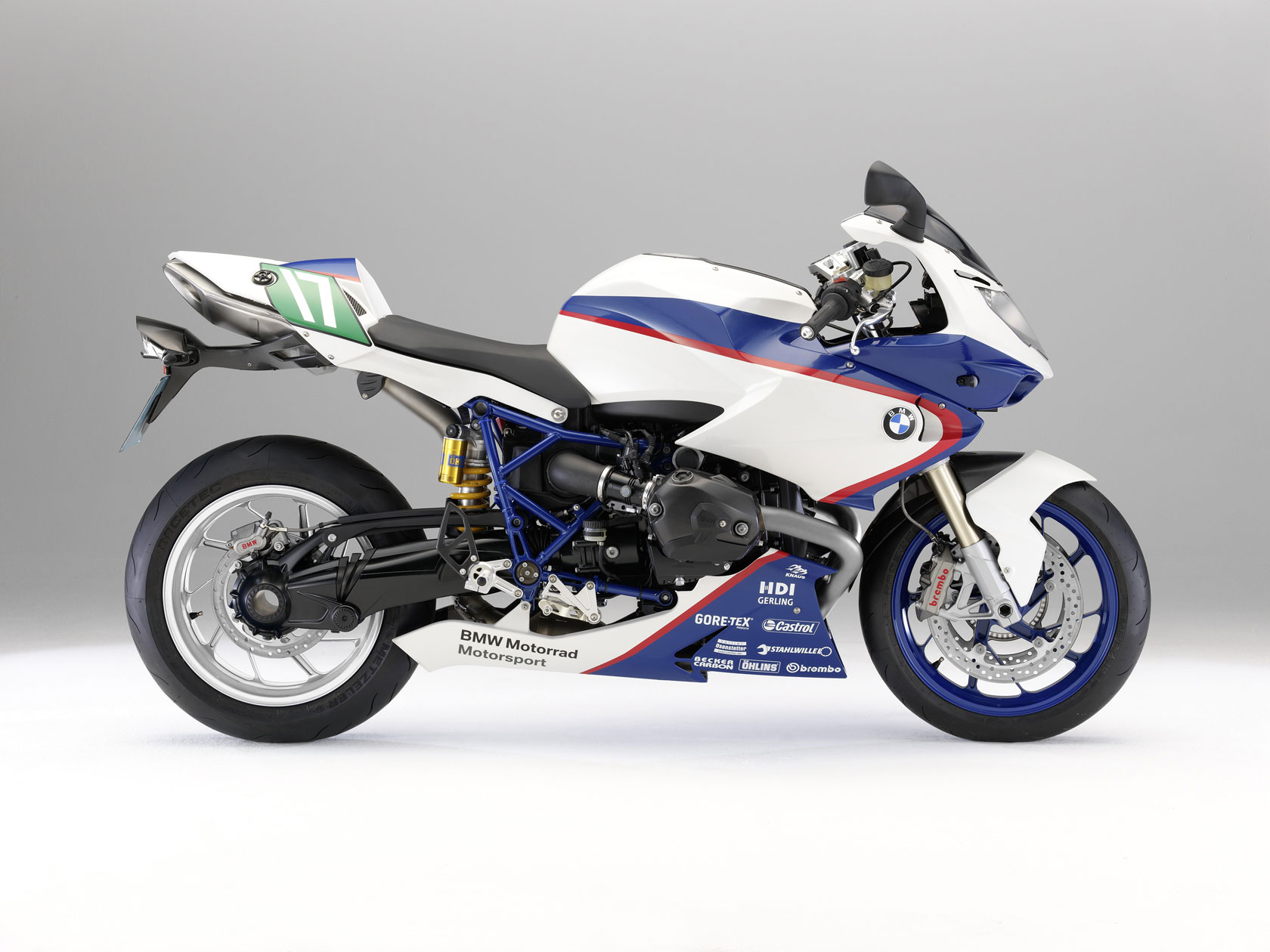 BMW HP2 Sport images #78159