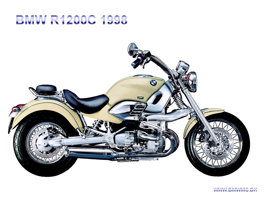 BMW R1200C Classic wallpapers #133557