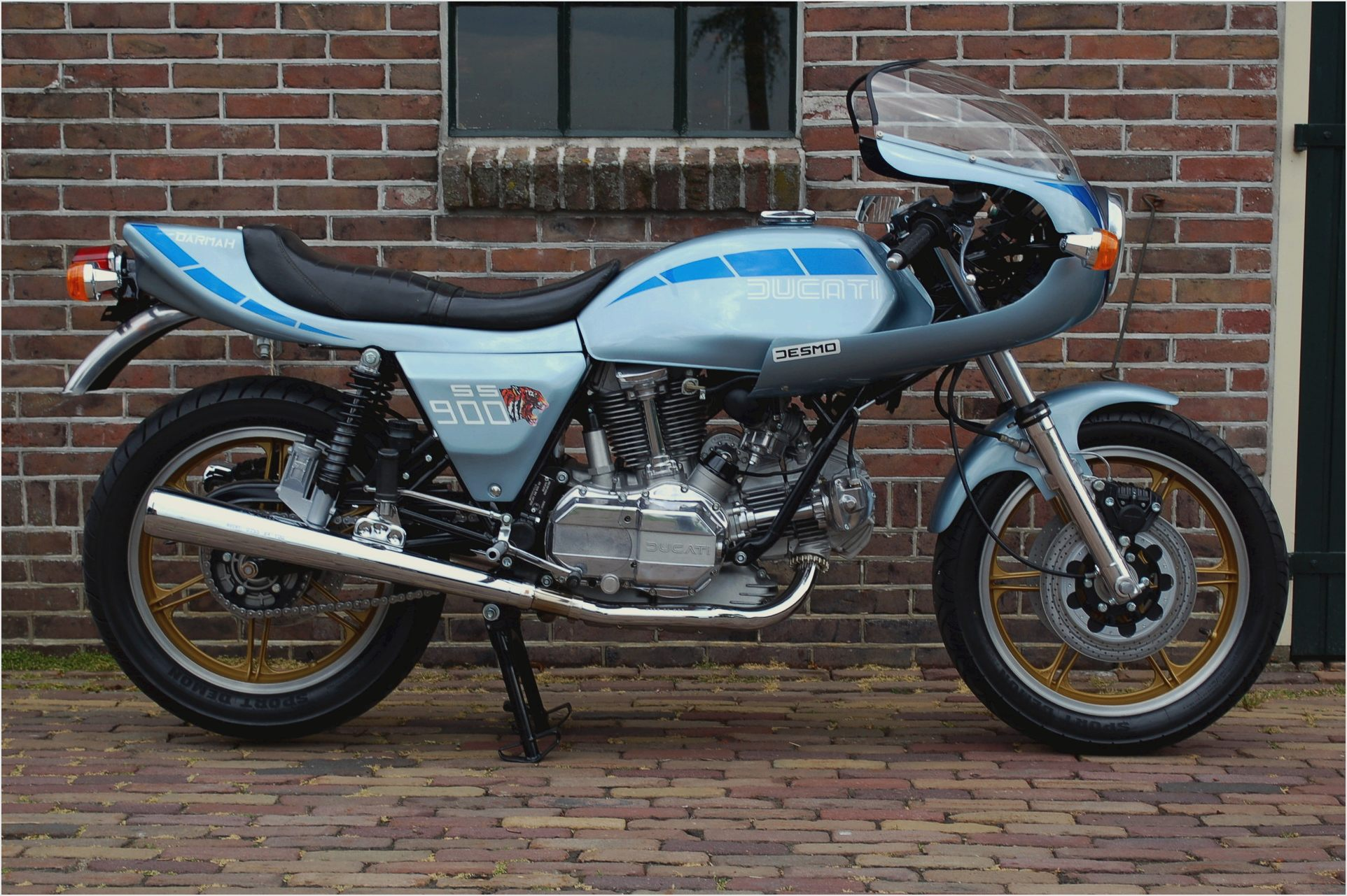 Ducati 900 SD Darmah 1979 wallpapers #10551