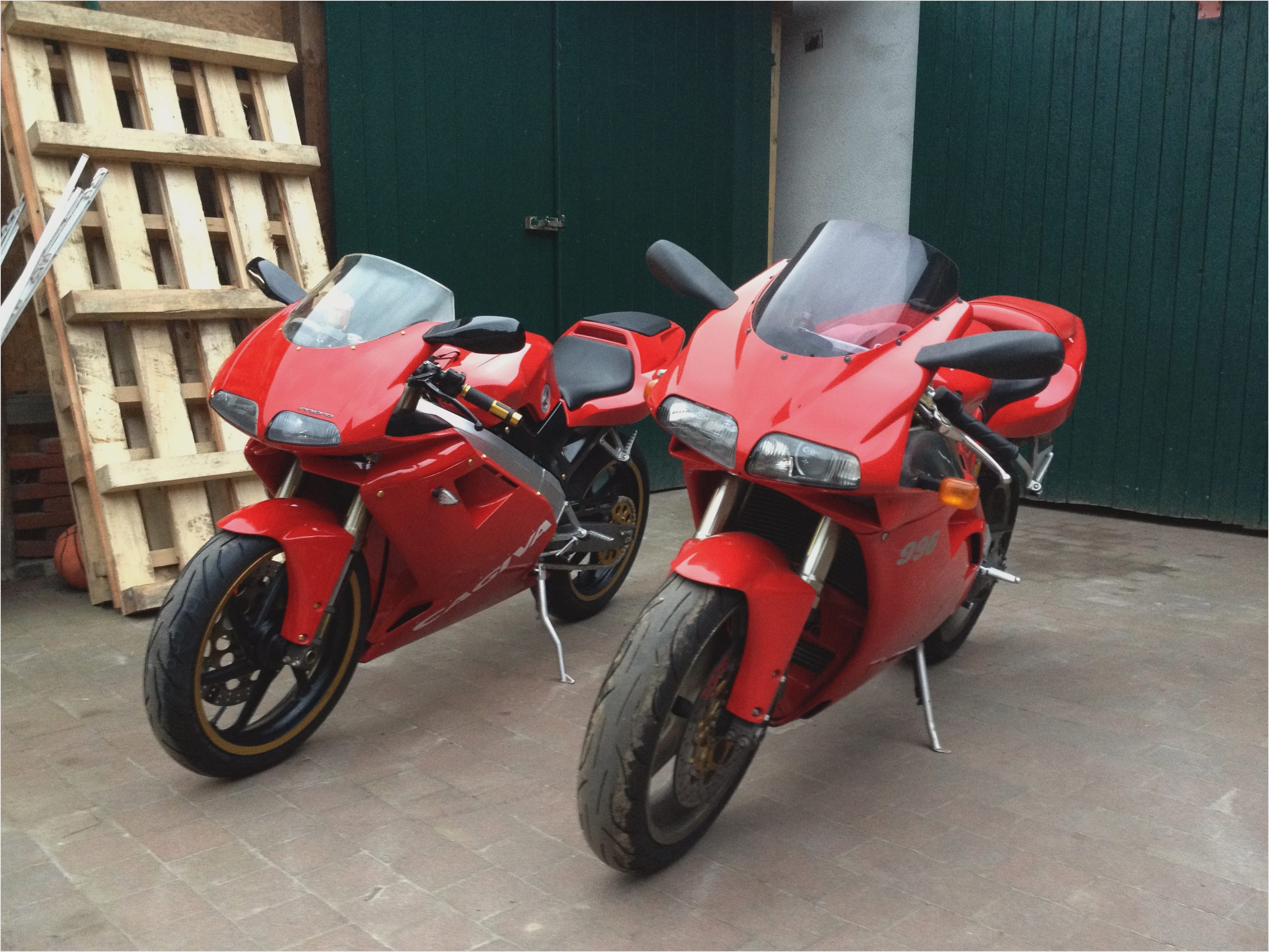 Ducati 996 2000 wallpapers #11245