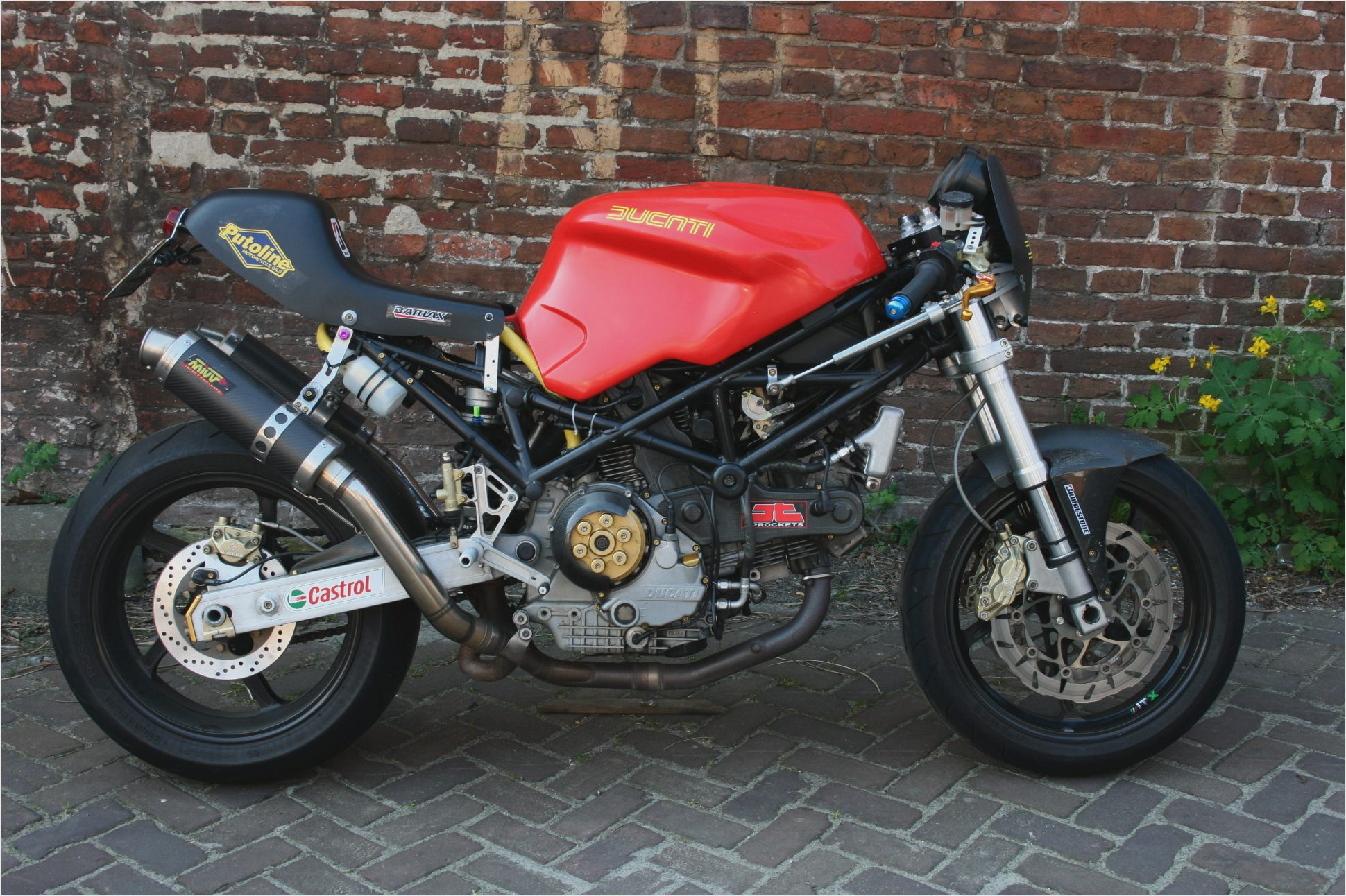Ducati Monster 1000 wallpapers #11843