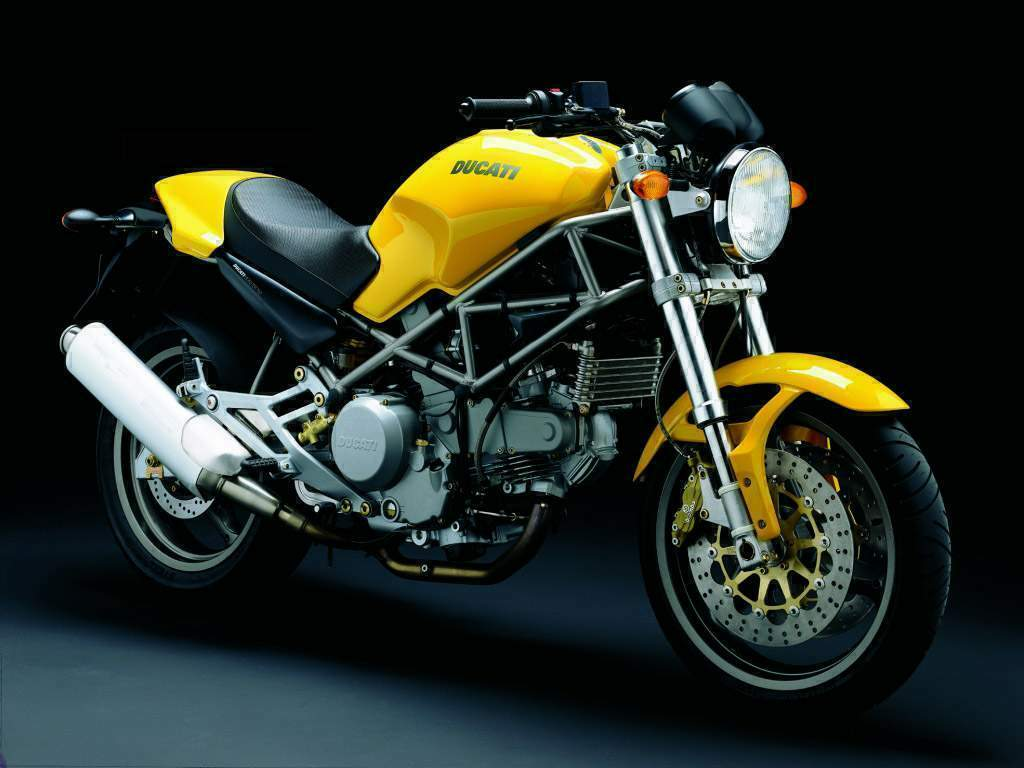Ducati Monster 750 1997 wallpapers #10951