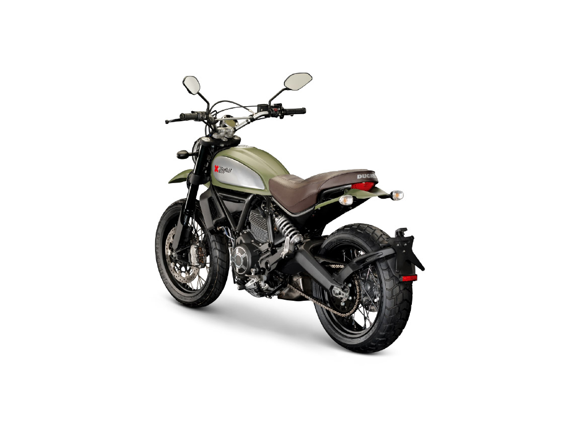 Ducati Scrambler Urban Enduro 2015 wallpapers #13533