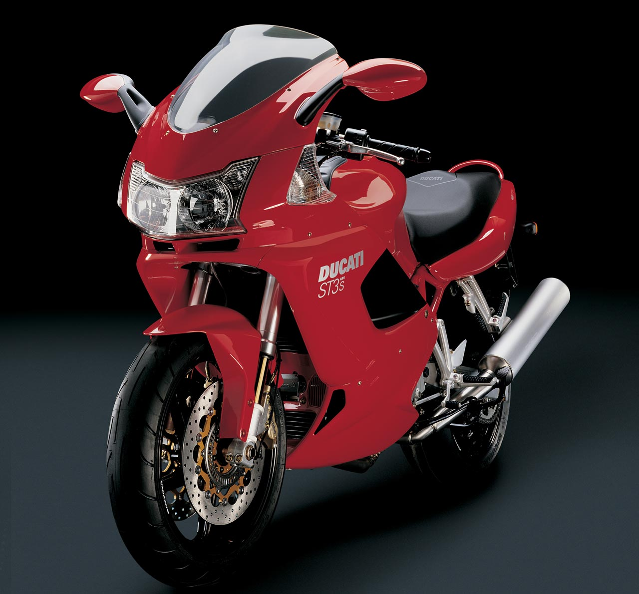 Ducati ST3 S ABS 2007 wallpapers #12140