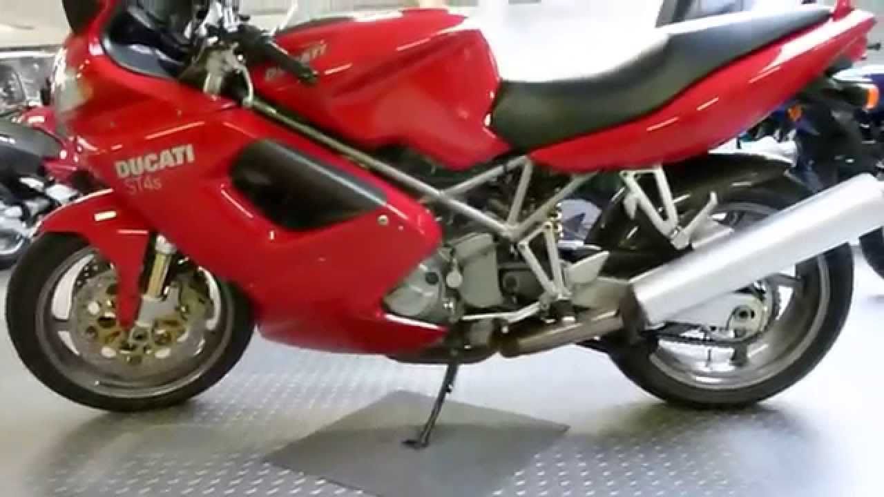 Ducati ST4 2002 wallpapers #154772