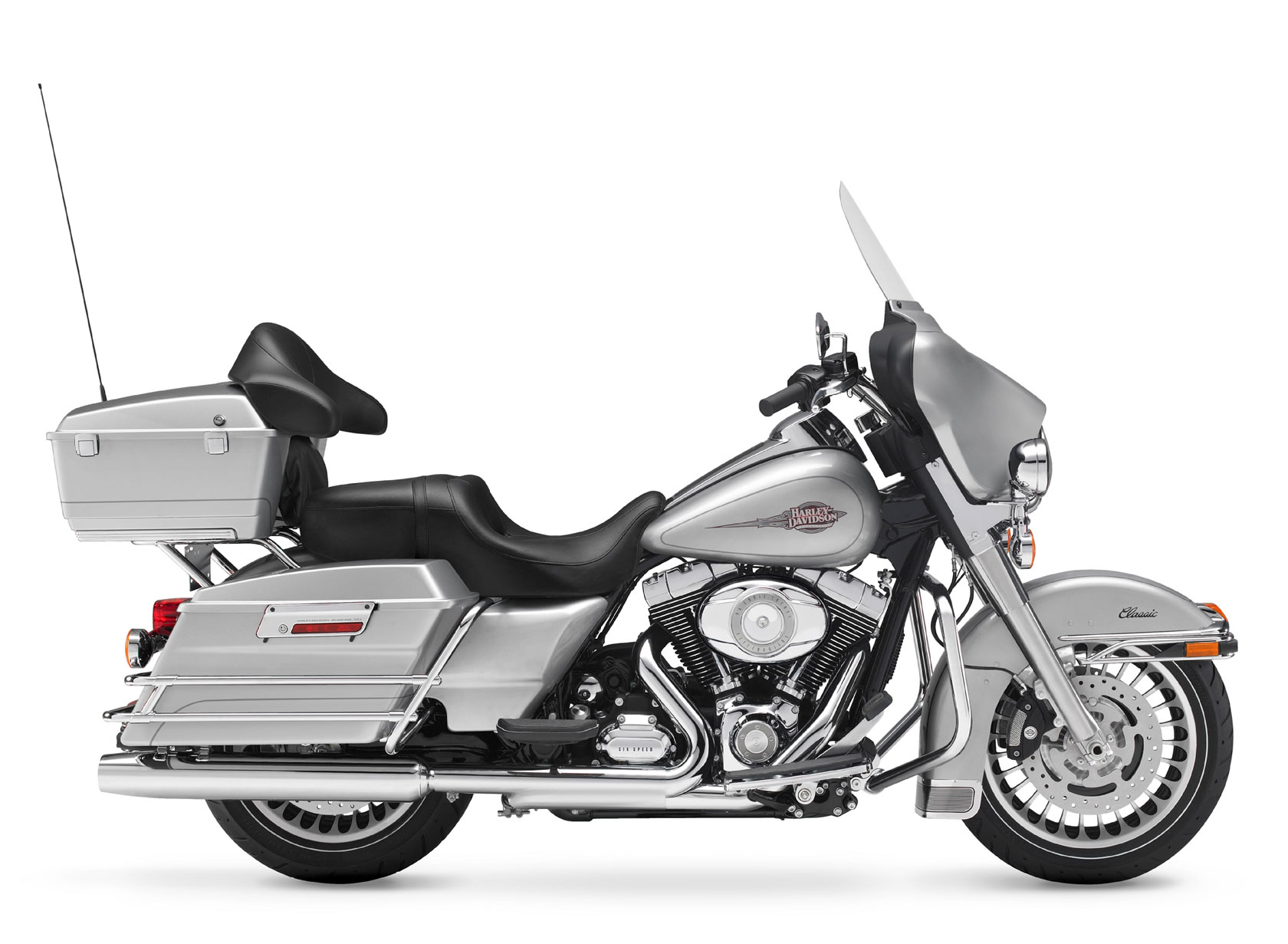 Harley-Davidson FLHTC Electra Glide Classic pics #17707