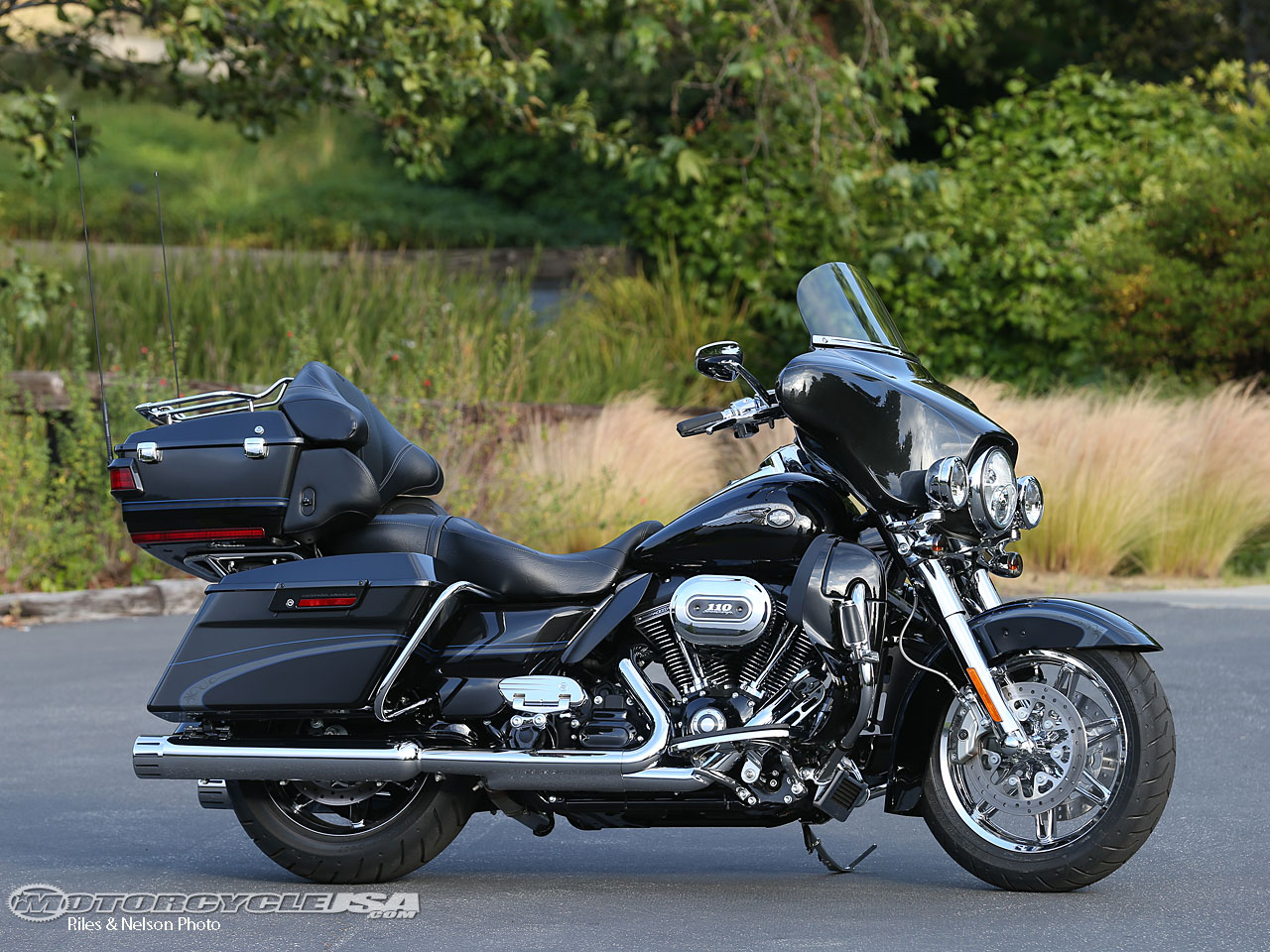 Harley-Davidson FLHTC Electra Glide Classic 2013 pics #19889
