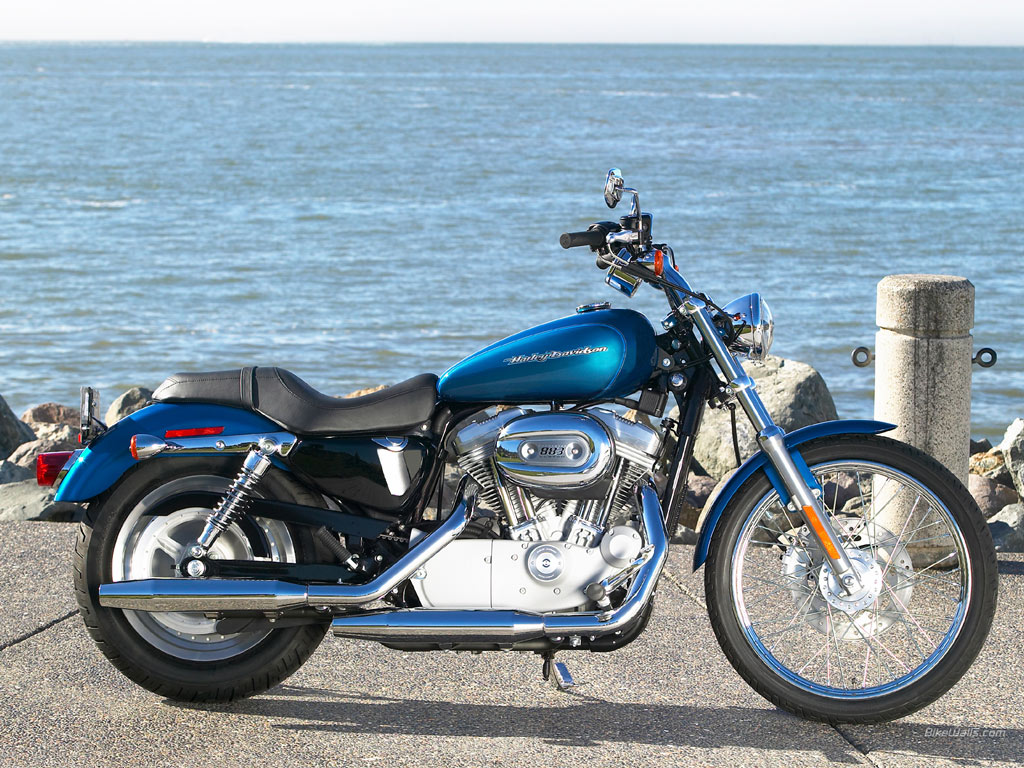 1990 Harley-Davidson XLH 883 Sportster Deluxe pic 10