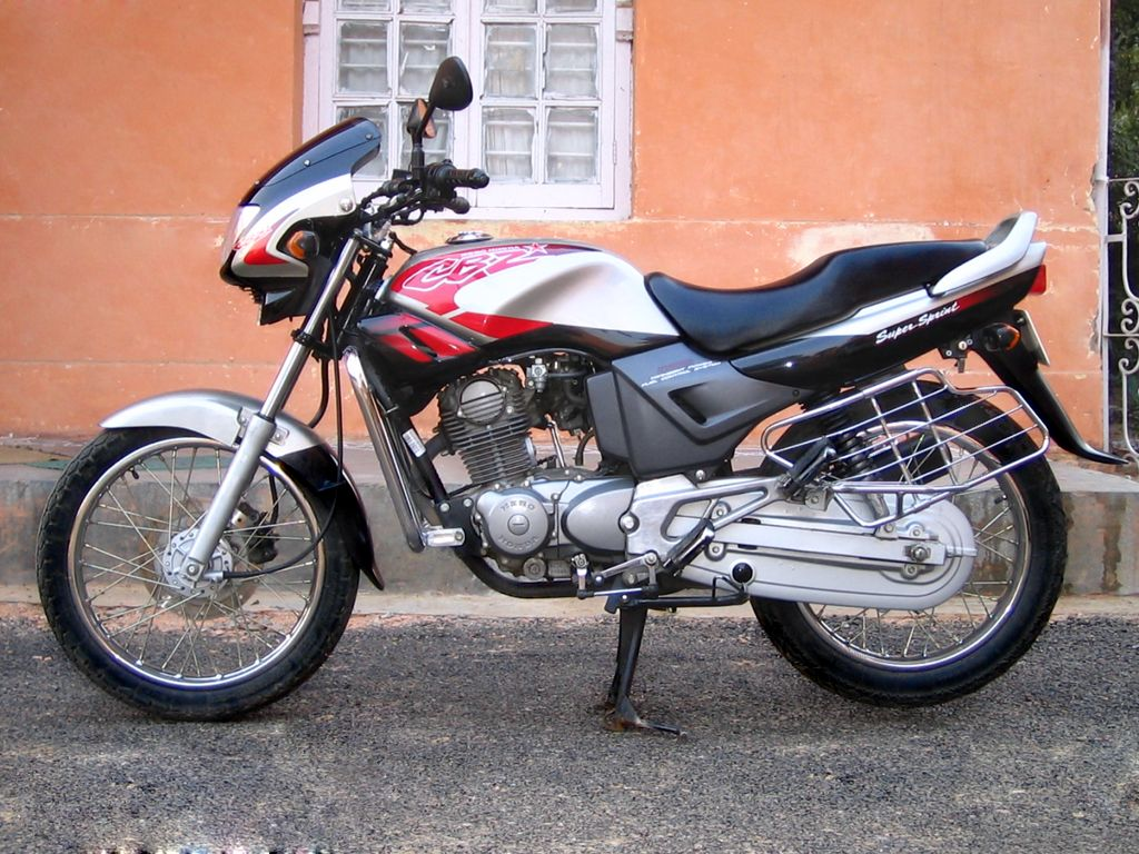 Hero Honda 125 Super Splendor images #74806