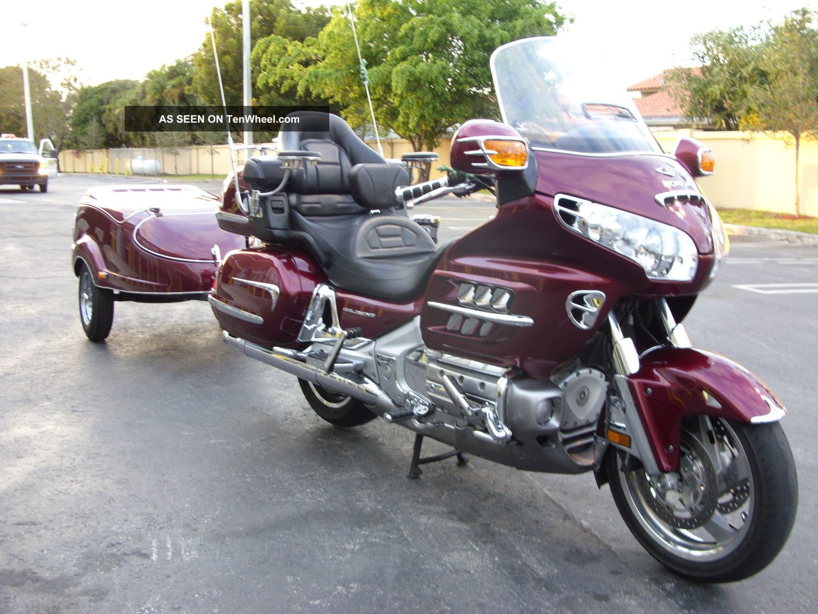 Honda GL 1800 Gold Wing images #82726