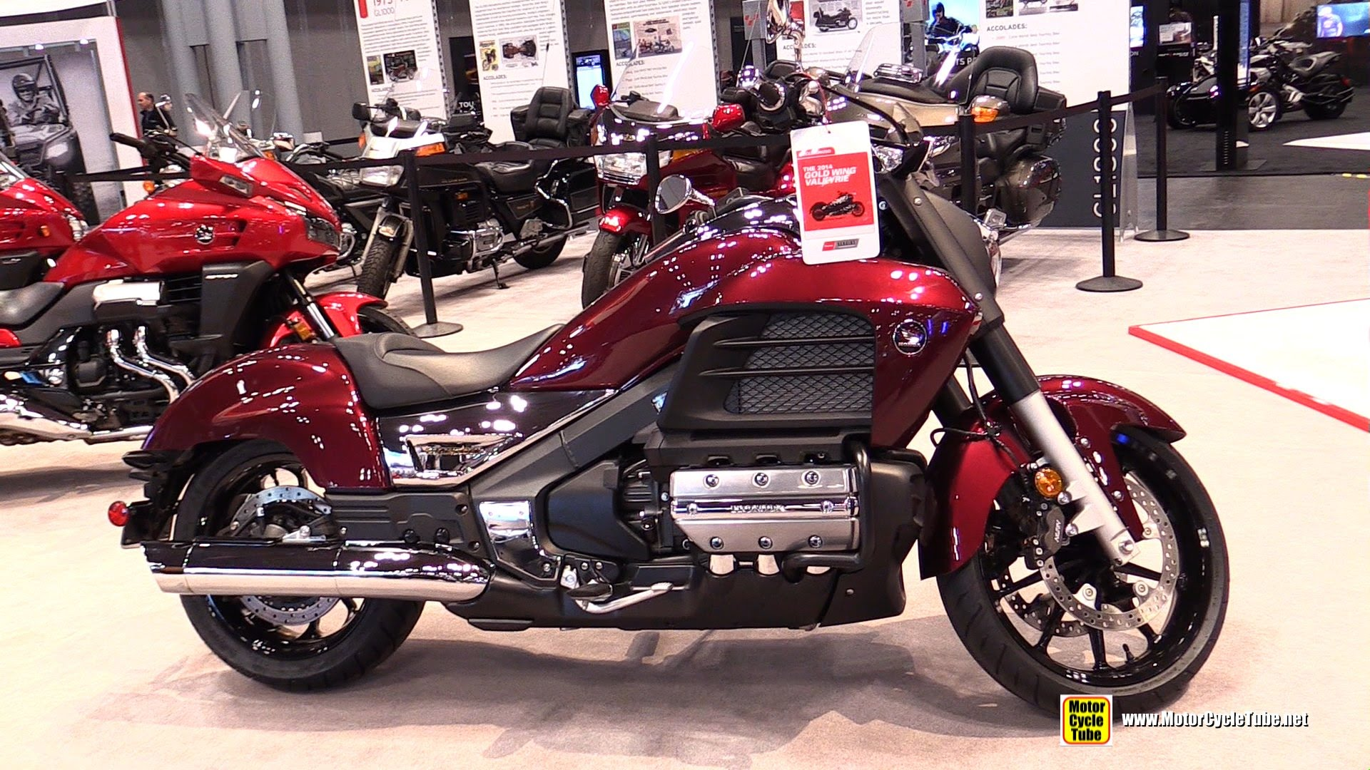 Honda Gold Wing F6C images #83219