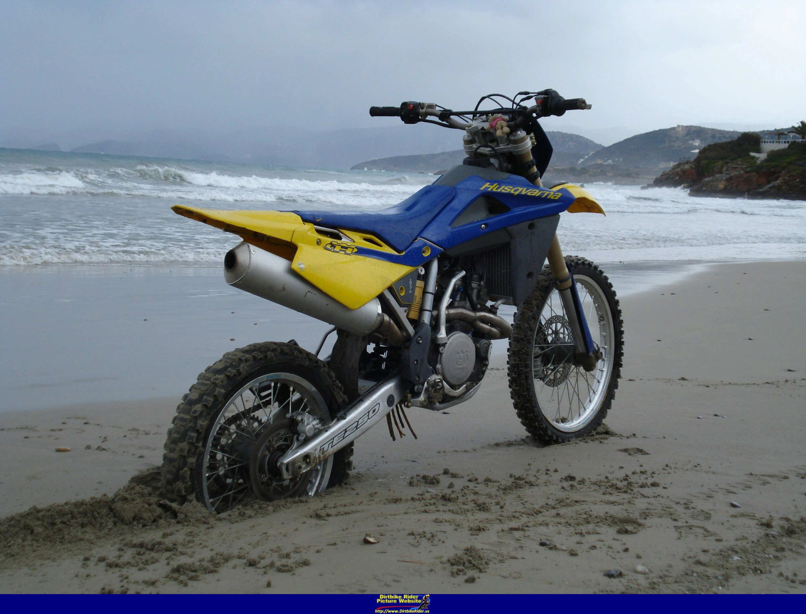Husqvarna TE 250 2007 wallpapers #138511