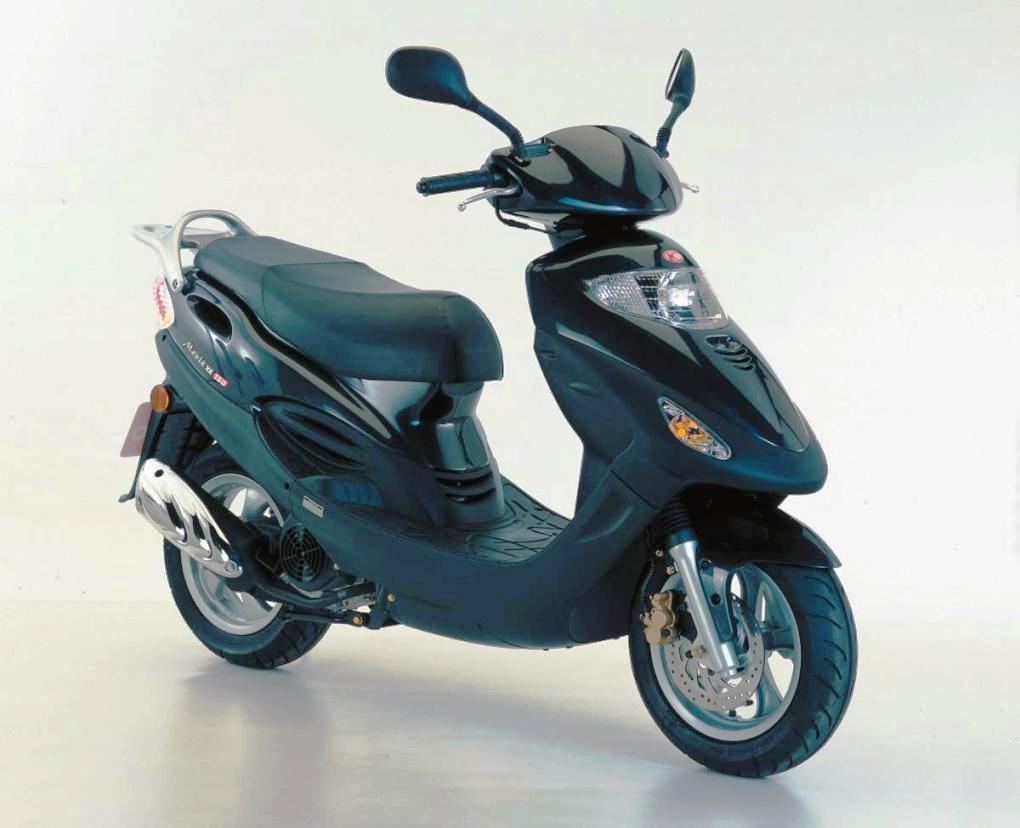 Kymco Movie 150 2003 images #101471
