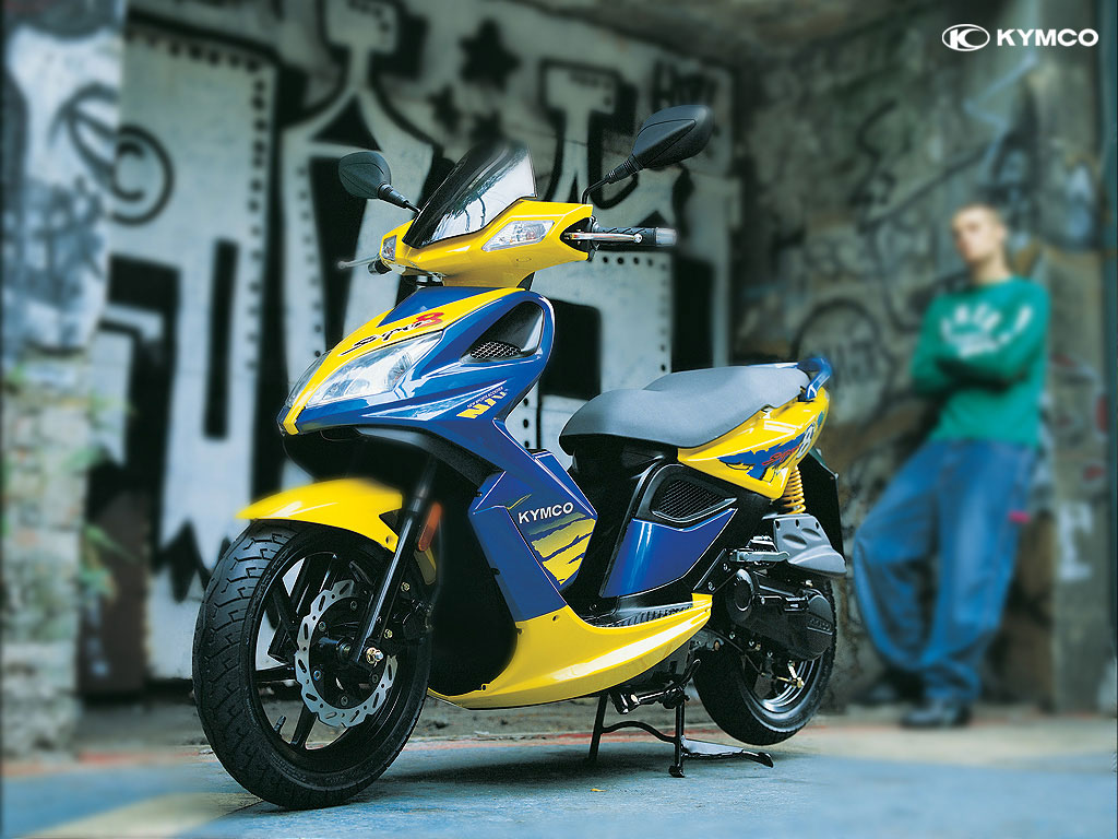 Kymco Super 8 50 2T images #101273