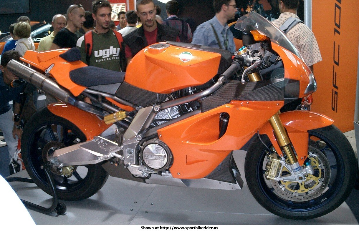 Laverda 1000 SFC 1985 wallpapers #144464