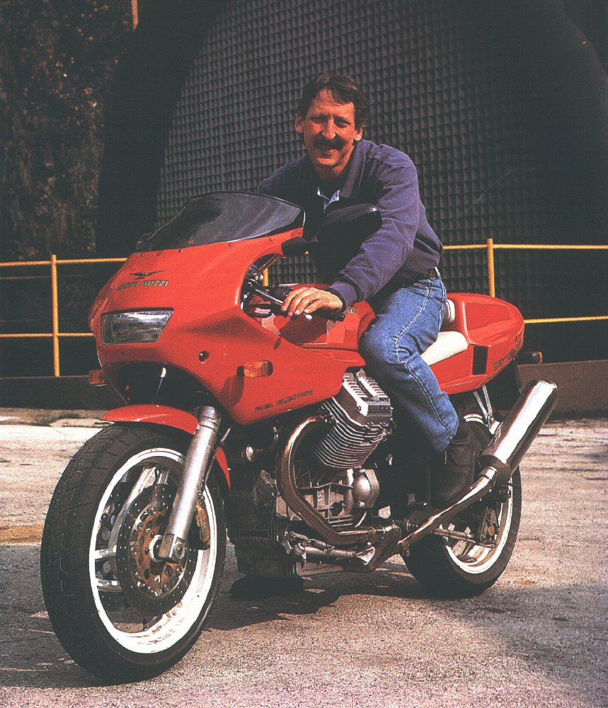 Moto Guzzi 1000 Daytona Injection images #108592