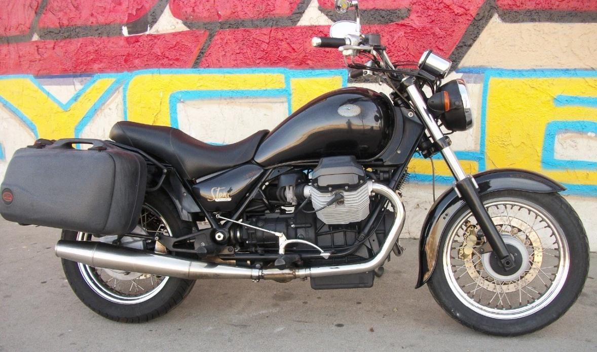 Moto Guzzi California EV Touring 2004 images #146647