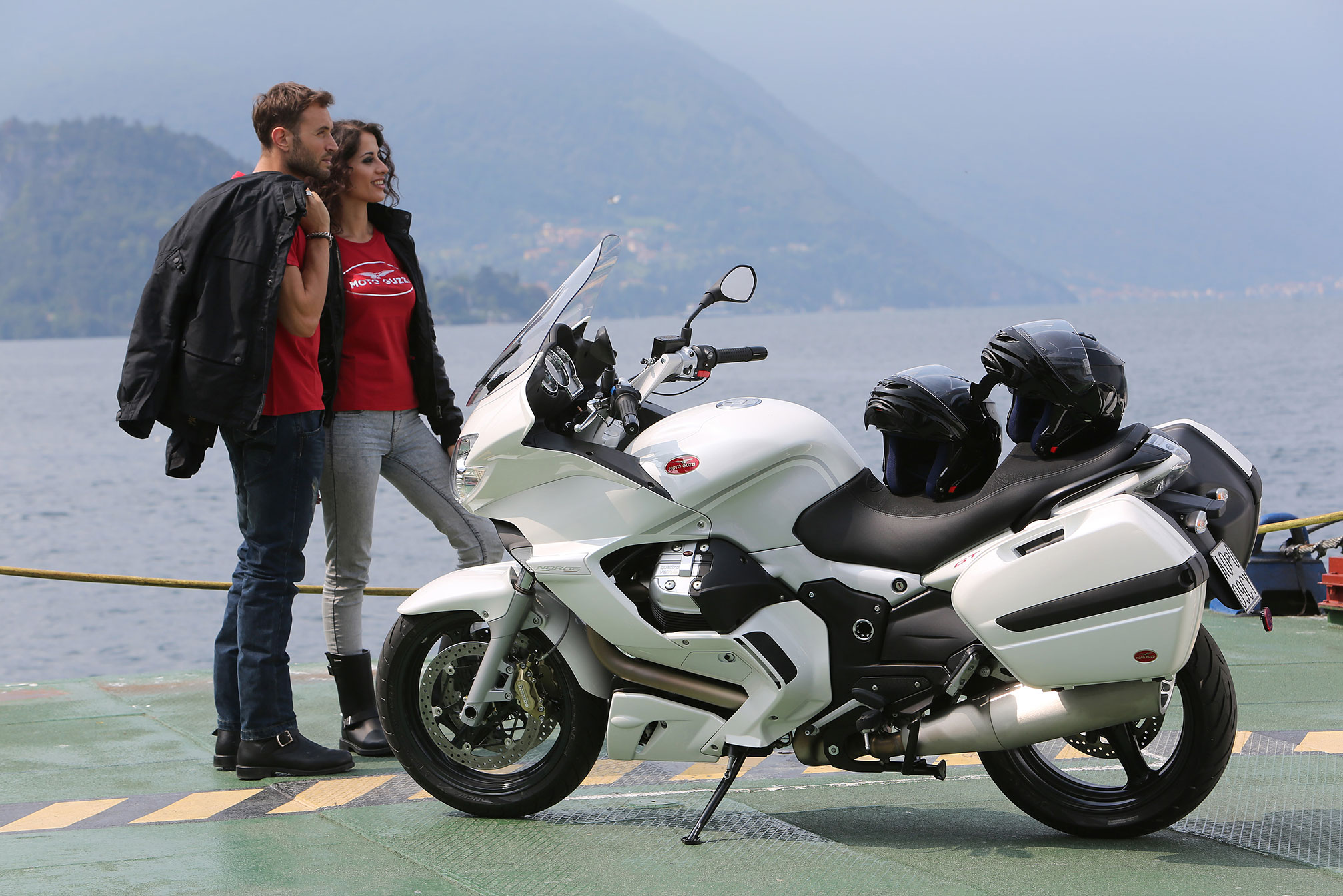 Moto Guzzi Norge 1200 GT 8V wallpapers #139904
