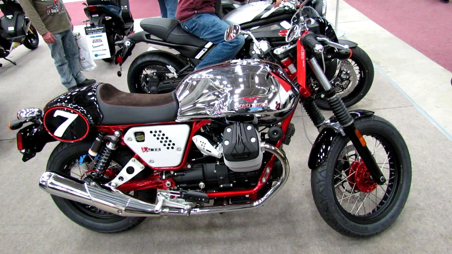 Moto Guzzi V7 Racer 2013 wallpapers #139605