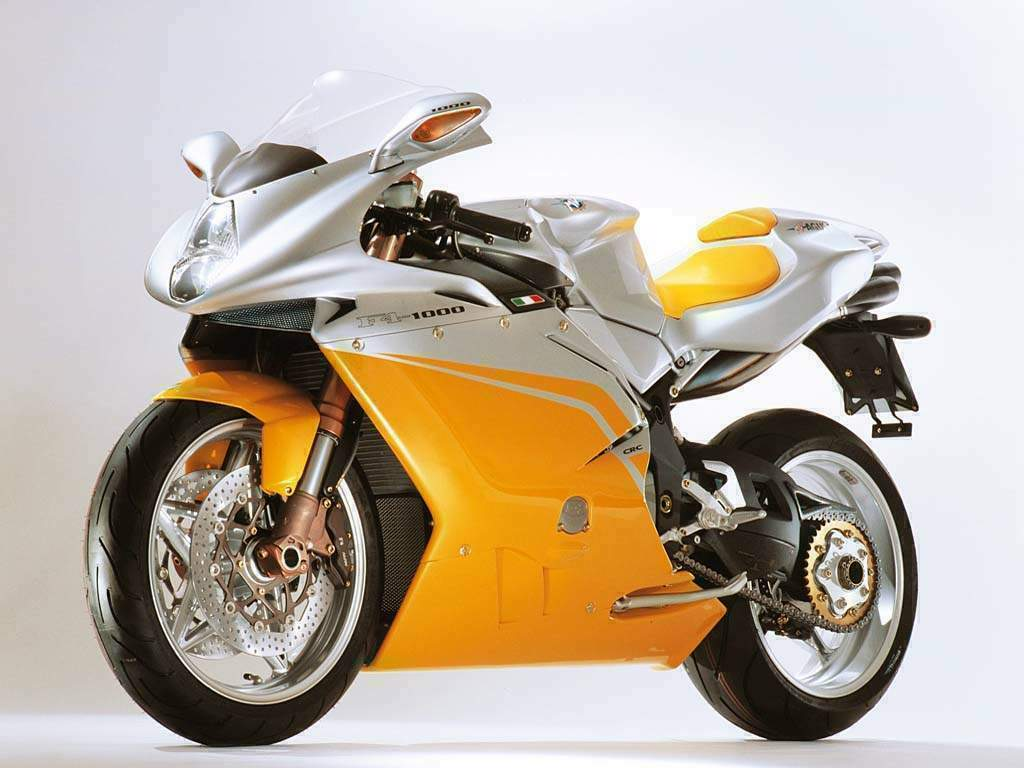 MV Agusta F4 1000 S 2006 images #113605